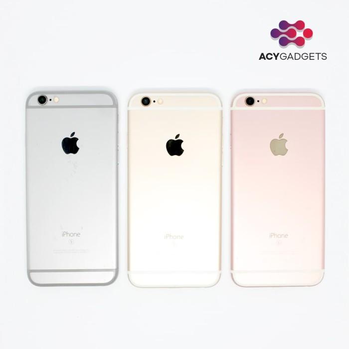 Foto Produk IPHONE 6S 128GB FULLSET dari ACY Gadget Official