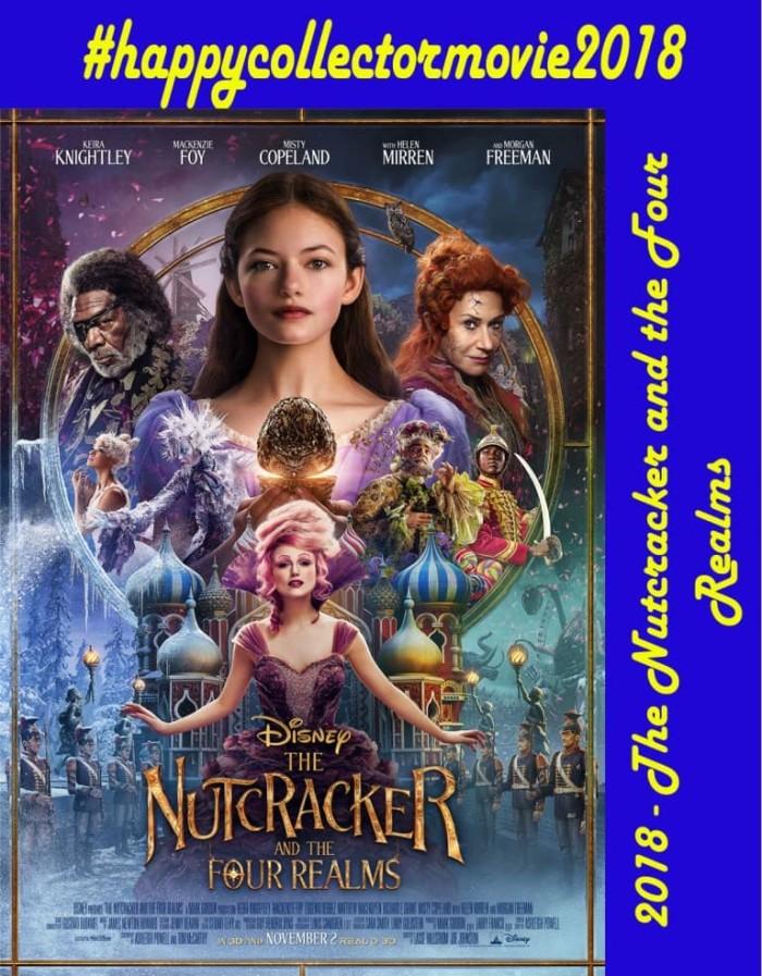 Jual Dvd The Nutcracker And The Four Realms 2018 Jakarta Selatan Happyc Shop Tokopedia