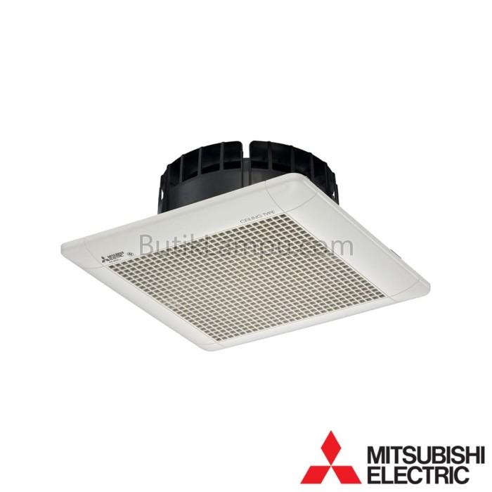 Foto Produk Kipas Exhaust Fan Plapon Mitsubishi 8 Inch EX 20SC5T dari butiklampu