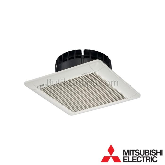Foto Produk Kipas Exhaust Fan Plapon Mitsubishi 6 Inch EX 15SC5T dari butiklampu