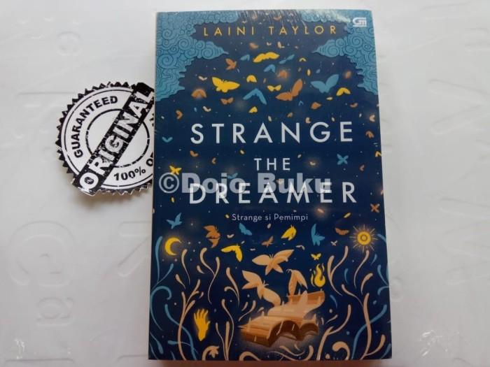 harga Strange si pemimpi (srange the dreamer) oleh laini taylor Tokopedia.com