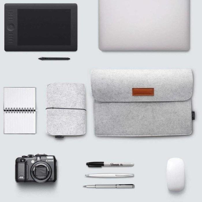 Jual Sleeve Case Laptop Macbook 12 13 Inch Pro Free Pouch Tas Lenovo Dell Jakarta Barat Titoajiguno Tokopedia