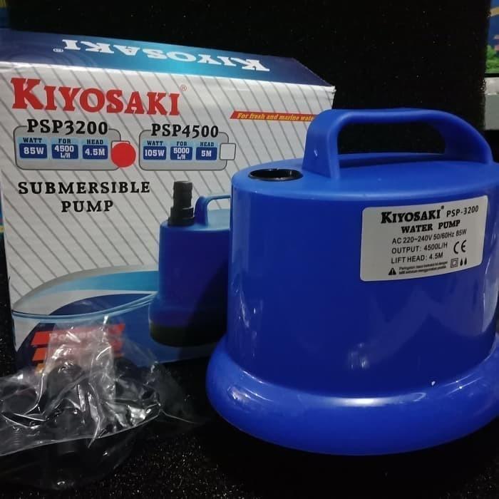 Jual Pompa Celup Pompa Hidroponik Kolam Kiyosaki PSP 3200 ...
