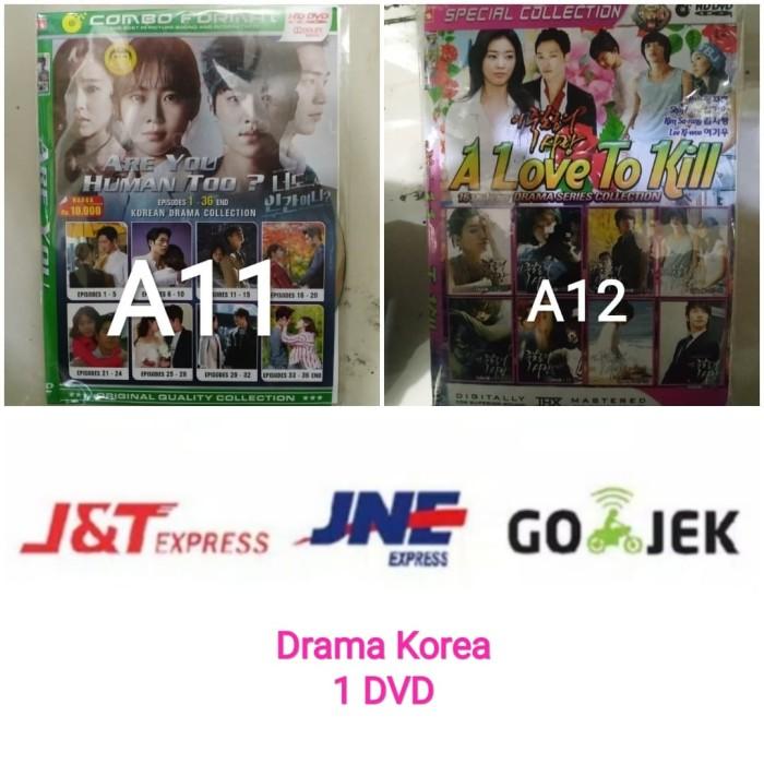 Jual Film Serial TV Drama Korea List A11-A20 DVD Murah - A BetterTomorow -  Kota Bandung - Joana's_mart | Tokopedia