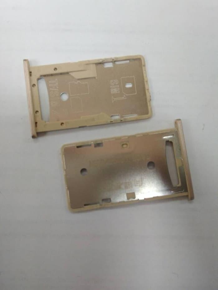 Foto Produk Sim Tray Xiaomi Redmi 4A Tempat Rumah Slot Card Kartu SimCard SimSlot dari W&A Sparepart