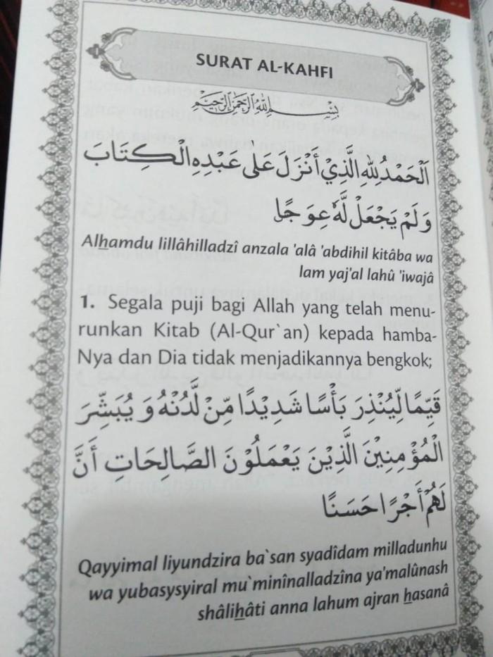 Jual Kumpulan 7 Surat Yasin Al Kahfi As Sajdah Luqman Al Mulk Dll Dki Jakarta Toko Buku Rizky Barokah Tokopedia