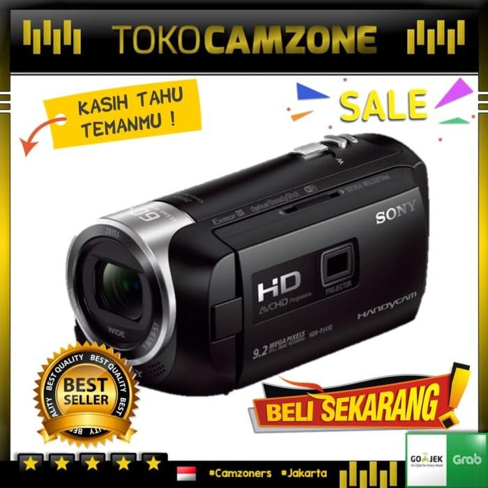 harga Sony hdr-pj410 hd handycam with built-in projector Tokopedia.com