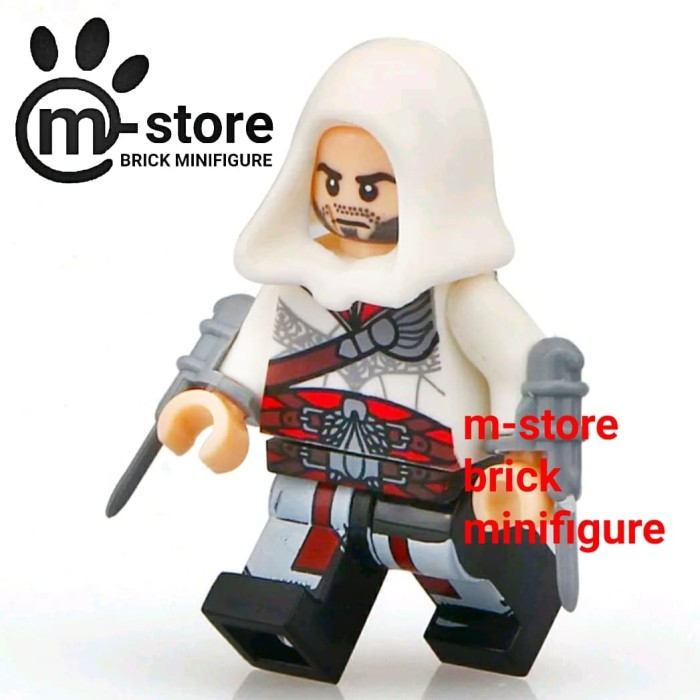 Jual Lego Assassin S Creed Ezio Auditore Da Firenze Minifigure