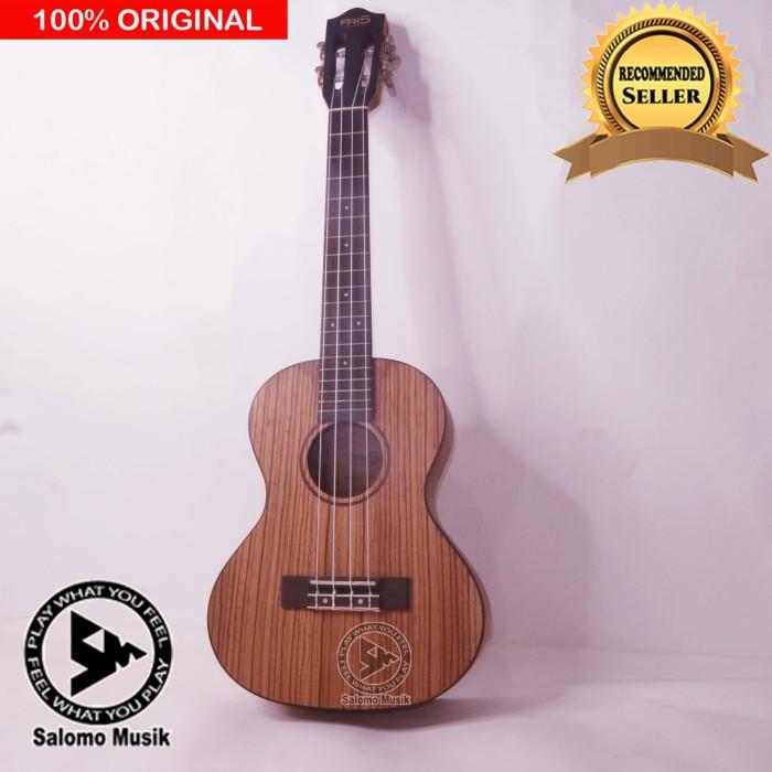 harga Fri5 szwt ukulele tenor natural wood + softcase Tokopedia.com