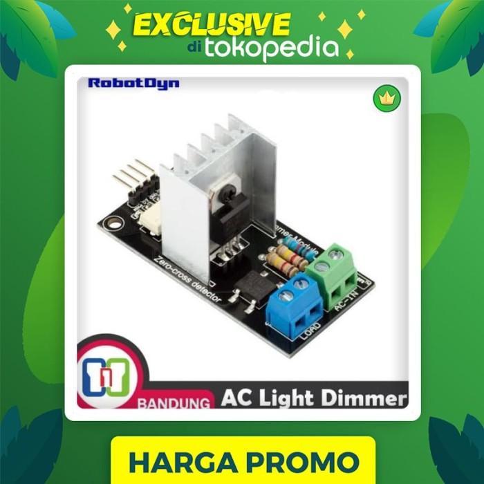 Jual Murah Original [CNC] ROBOTDYN AC LIGHT DIMMER 1 CHANNEL 3 3V 5V 220V -  DKI Jakarta - Star Lingerie | Tokopedia