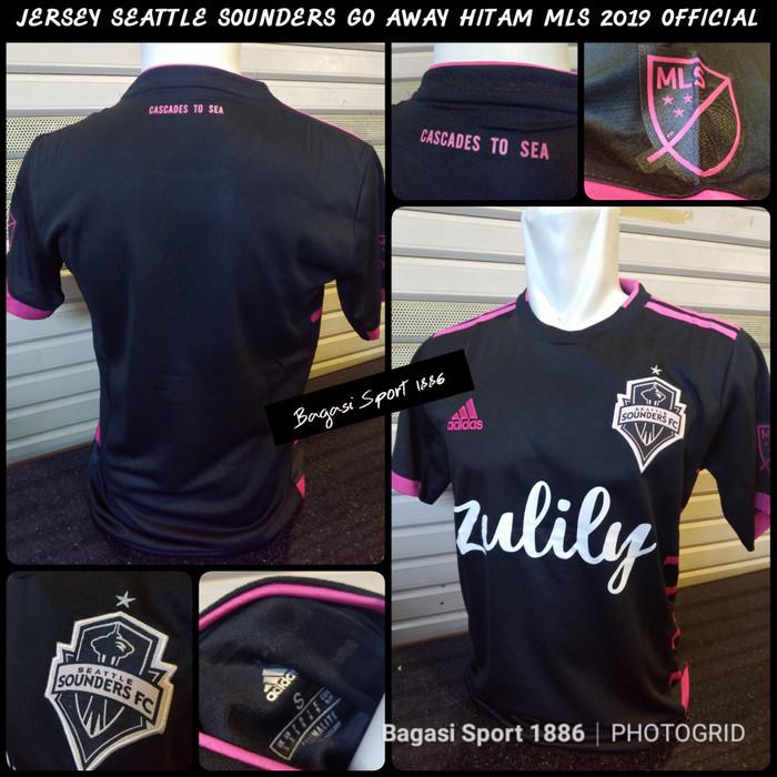 timeless design 9c4f0 7c604 Jual Jersey Baju Bola Seattle Sounders Home MLS Major League Soccer 2019 19  - , - DKI Jakarta - Bagasi Jersey | Tokopedia