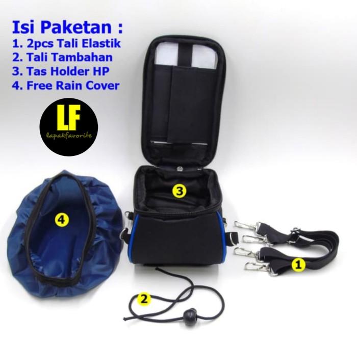 harga Phone roswheel tas holder hp sepeda motor ac03 anti air Tokopedia.com