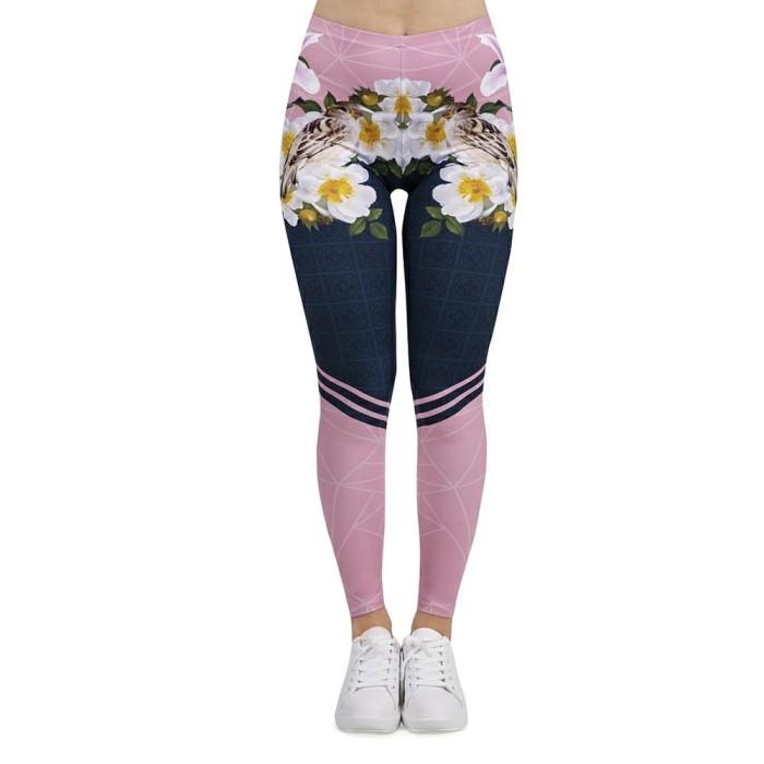 Jual Clearance Sale Celana Legging Motif Bunga Italy Jakarta Utara Clips Tags Tokopedia