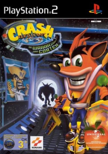 Jual Dvd Game Ps2 Crash Bandicoot The Wrath Of Cortex Jakarta Selatan Pusat Game Jadul Tokopedia