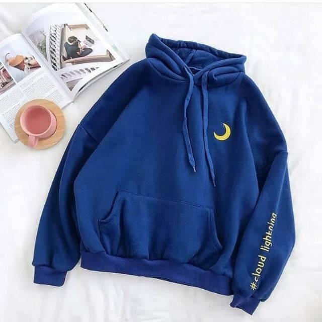 Foto Produk sweater hodie cloude dari Vania Shop Bandung