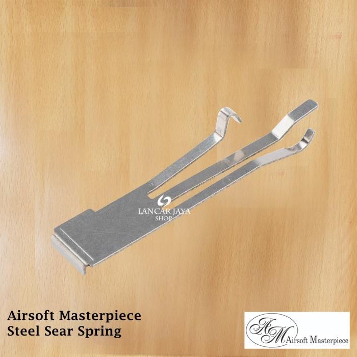 Jual Steel Sear Spring Airsoft Masterpiece - DKI Jakarta - Lancer JAYA |  Tokopedia