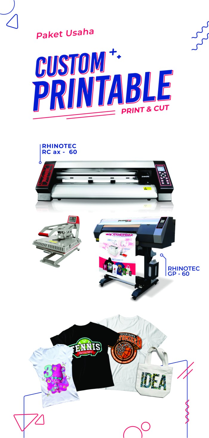 graphic about Printable Print identified as Jual Paket Usaha Polyflex Printable Print And Reduce - DKI Jakarta - Sablon Electronic Deliver Tokopedia