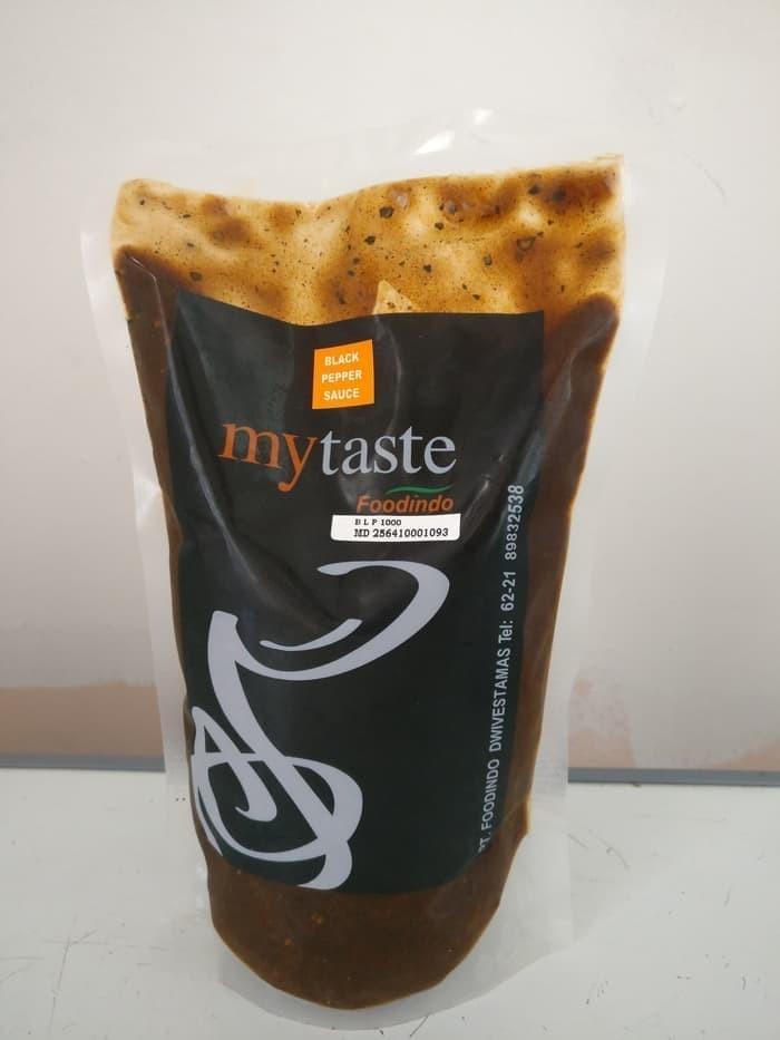 Foto Produk Saus Lada Hitam Blackpepper Sauce My Taste 500 g dari MBL Store