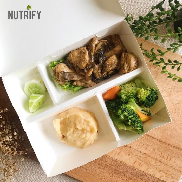 Jual 1 Month Weight Loss Program Healthy Snack Box Jakarta Barat Nutrify Catering Tokopedia