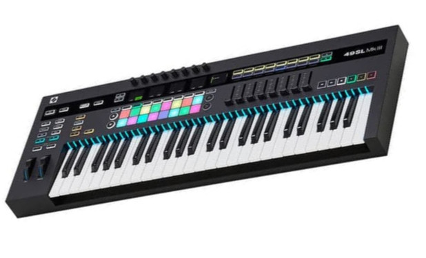 Jual Novation 49 SL MKIII keyboard Controller hh - Jakarta Timur - NET  MUSIK | Tokopedia