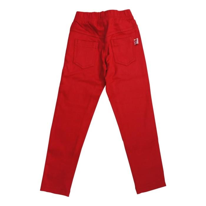 Foto Produk Rodeo Junior Girl - Celana Panjang Anak Perempuan Merah - 4-5 tahun dari Rodeo Junior