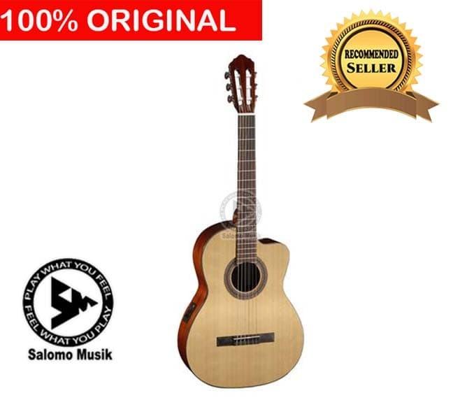 harga Cort ac120ce op electric classic guitar Tokopedia.com