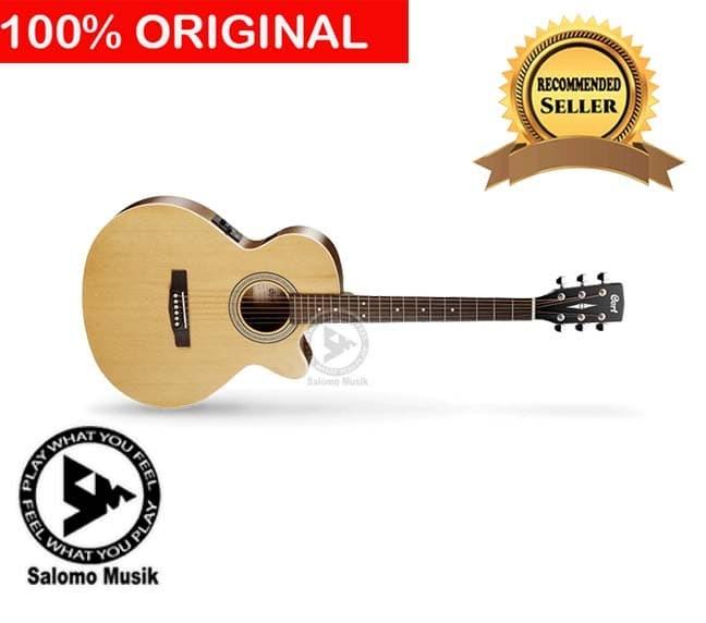 harga Gitar akustik electrik original cort sfx-me op Tokopedia.com