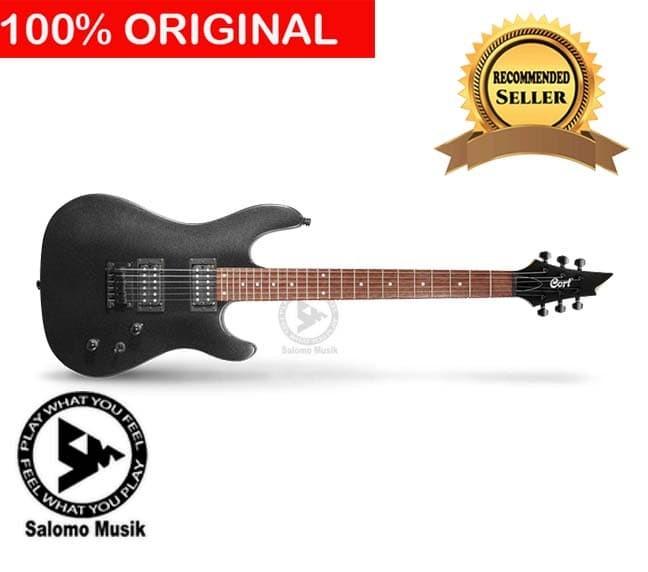 harga Gitar elektrik original cort kx100 bkm Tokopedia.com