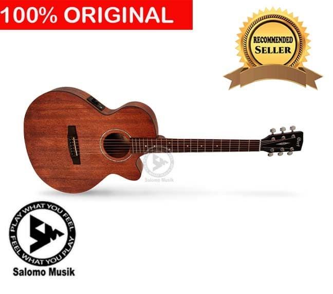 harga Gitar akustik electrik original cort sfx-mem op Tokopedia.com