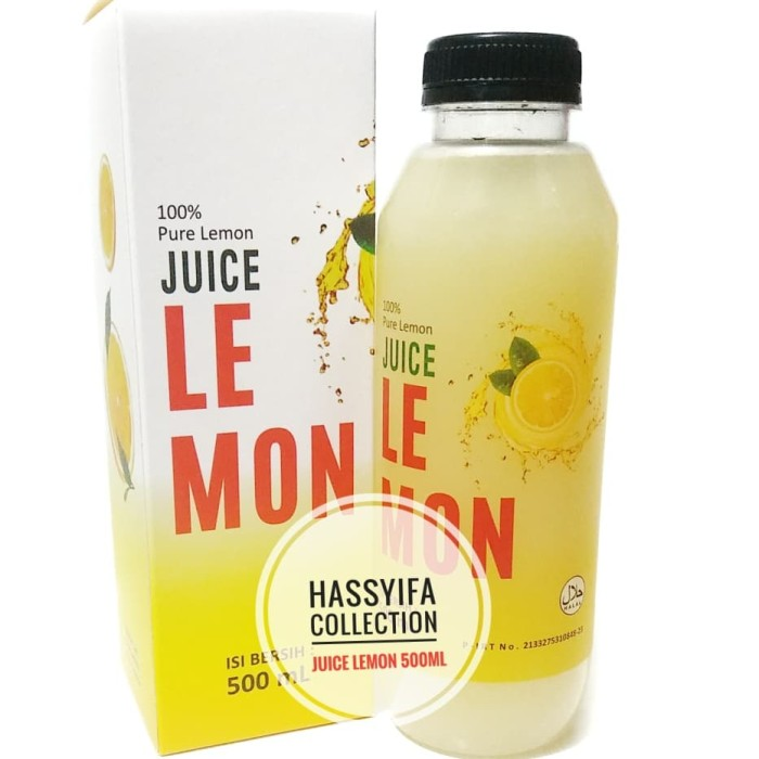 Lemon Law Ga >> Jual Sari Lemon Juice Diet Bin Dawood Jus Lemon Jakarta Barat Hassyifa Collection Tokopedia