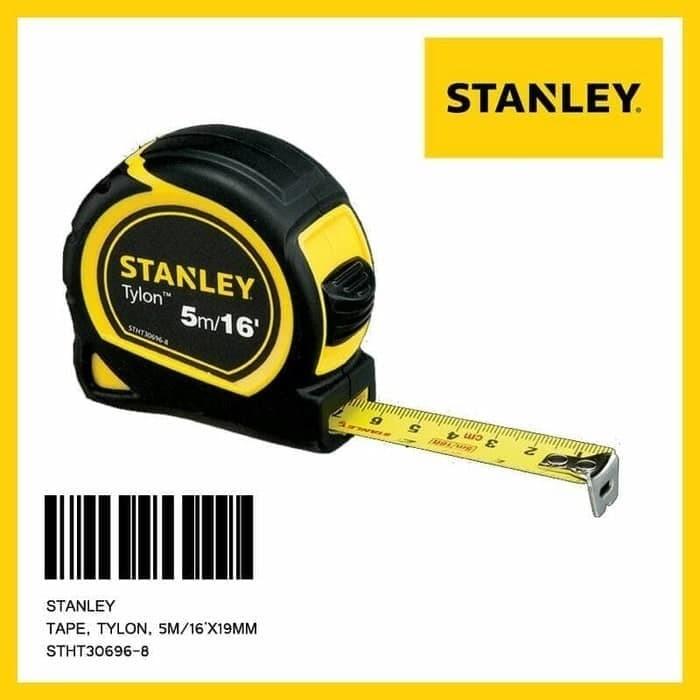 Foto Produk Meteran 5M Stanley Tylon dari Teknik Mandiri indo