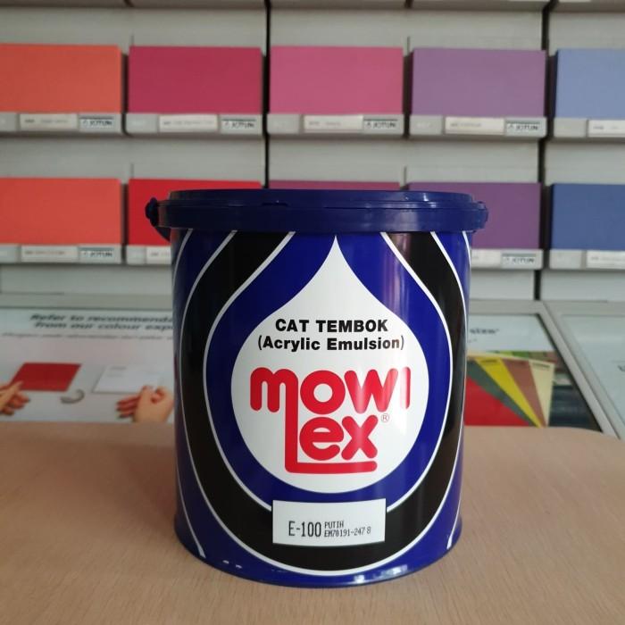 Foto Produk Cat Tembok Interior MOWILEX EMULSION warna Tinting kemasan 2,5LT dari SUMBER MAS JAYA DUTA MAS