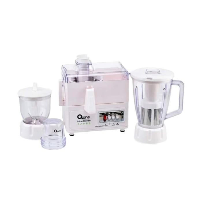 harga Oxone 4 in 1 ox-867 juicer blender - putih