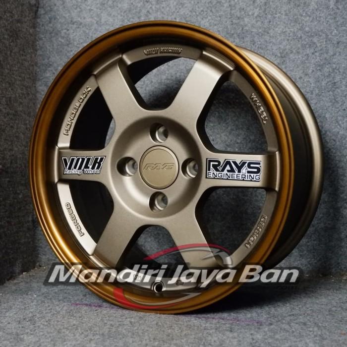 Jual Velg Rays Te37 Ring 15 Lebar 7 Pcd 4x100 Swift Vios March Datsun R15 Kota Depok Mandiri Jaya Ban Com Tokopedia