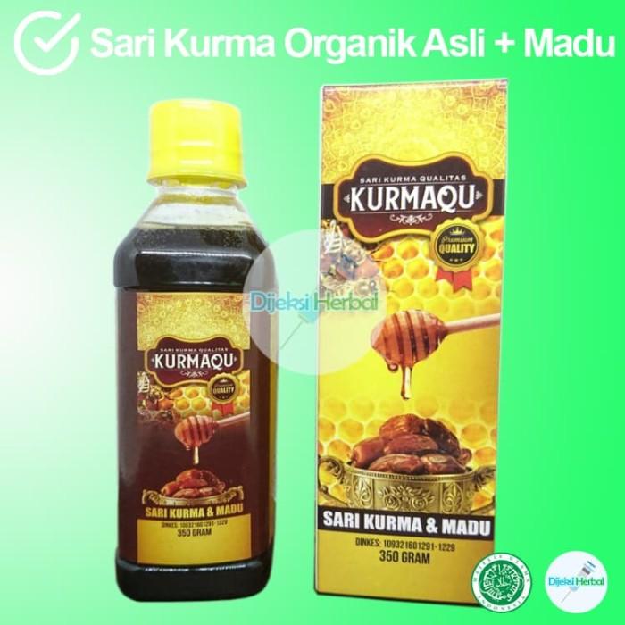Foto Produk Best Seller Sari Kurma KURMAQU dari Dijeksi Herbal