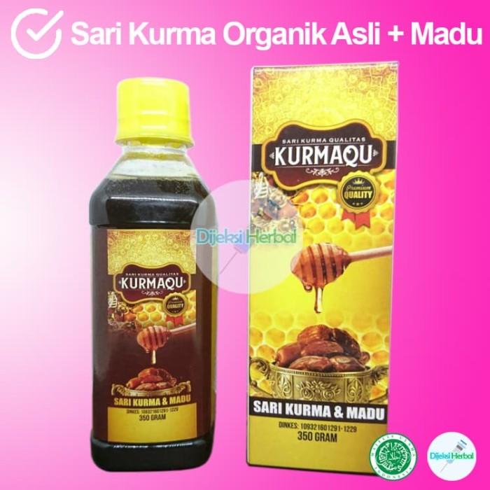 Foto Produk Barang Ready Sari Kurma Alami KURMAQU Madu dari Dijeksi Herbal