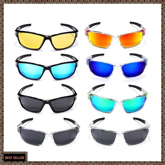 Dubery Sunglasses Polarized Glasses Outdoor Sports Driving Fishing Eyewear UV400