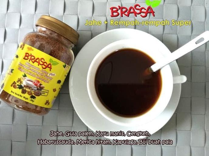 Foto Produk BRASSA (Minuman Jahe & Rempah) dari elifitriyzan shop
