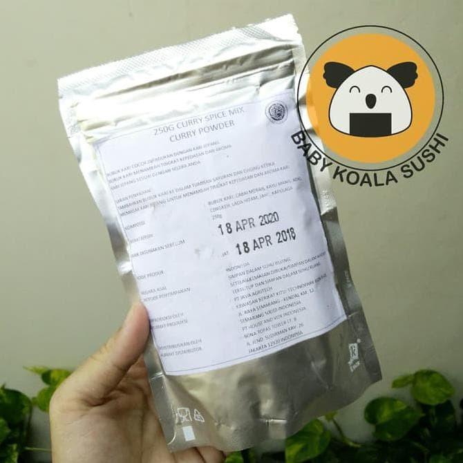 Foto Produk Hot Produk Japan Curry Spice Mix 50G   Bumbu Rempah Bubuk Penyedap dari elifitriyzan shop