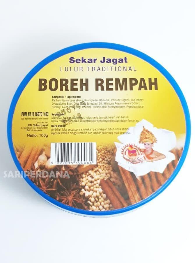 Foto Produk Produk Baru Lulur Sekar Jagat Bali Aroma Boreh Rempah Kirim Cepat dari elifitriyzan shop
