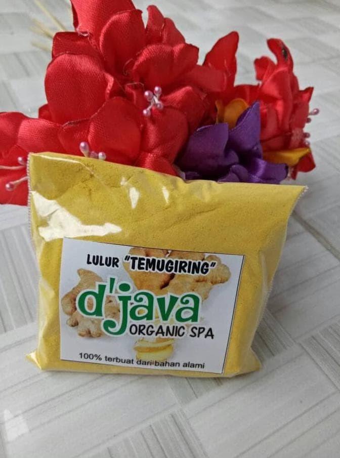 Foto Produk Promo Djava Organic Spa Lulur Tradisional Jogja Lulur Rempah Jawa dari elifitriyzan shop