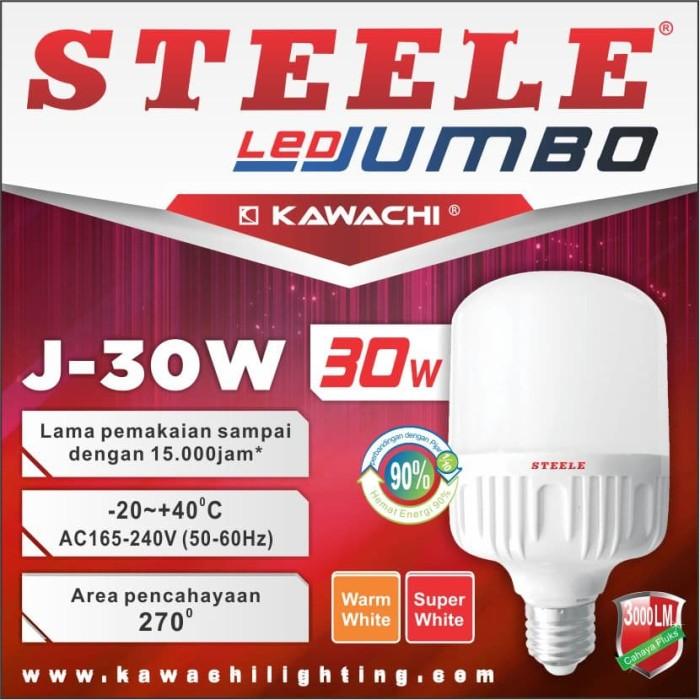 Foto Produk LED JUMBO KAPSUL STEELE 30W J-30W dari susanaberjaya