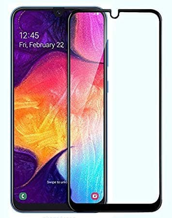 Foto Produk Tempered Glass FULL COVER Samsung Galaxy A50 dari Cellular Mas