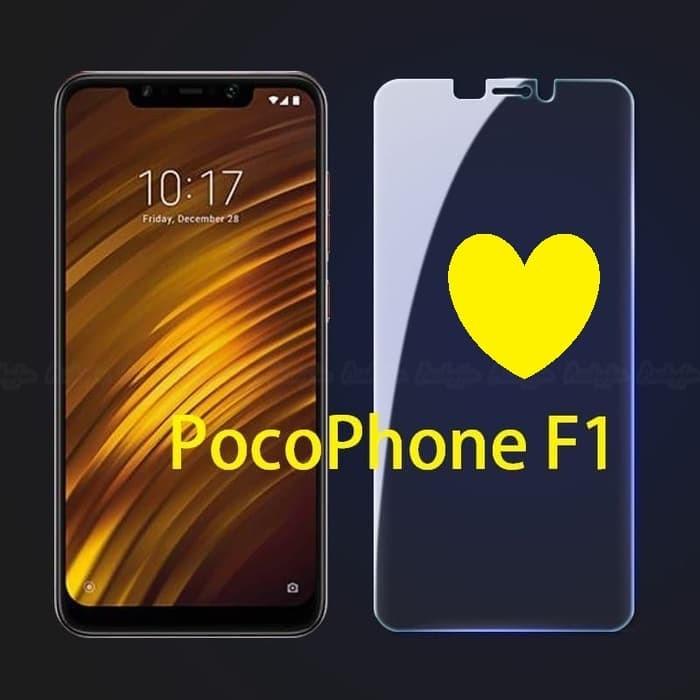 Foto Produk Xiaomi POCO F1 POCOPHONE F1 - Anti Blue Light Tempered Glass dari Bro Papao