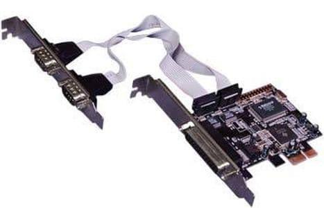 Foto Produk PCI Express To 2 Serial   1 Paralel - Bafo dari Enter Komputer Official