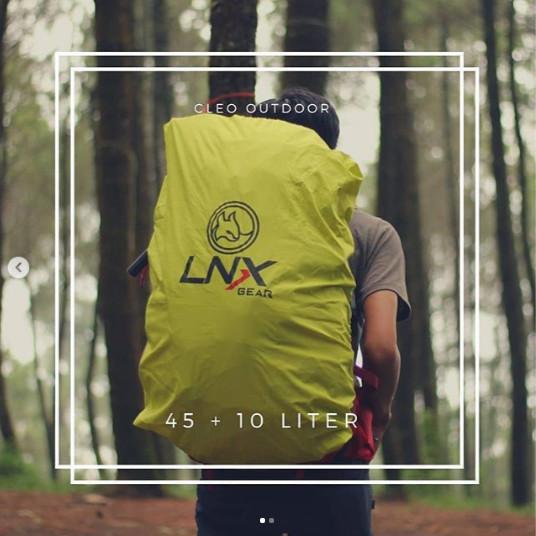 Foto Produk Cover Bag LNX - coverbag LNX dari Cleo Outdoor Adventure