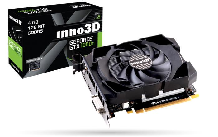 Foto Produk INNO3D GTX1050 3GB 96BIT DDR5 dari DnG IT Online