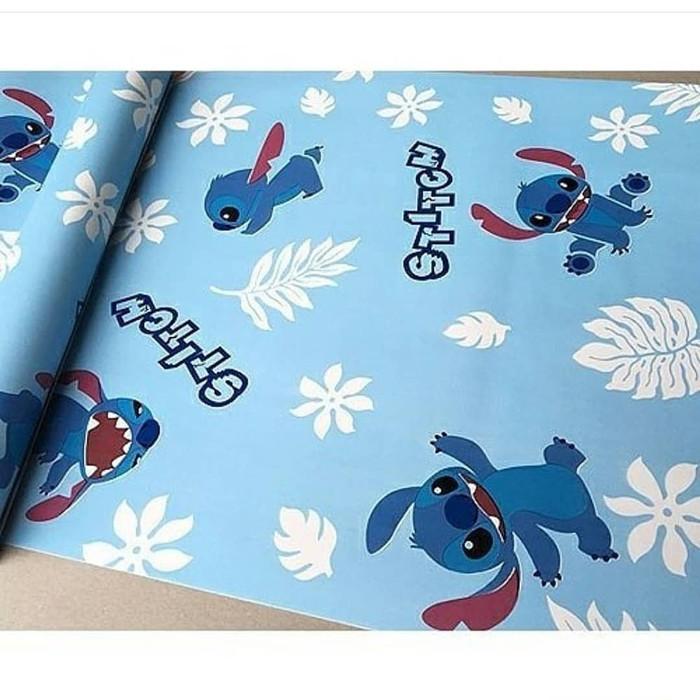 Jual Wallpaper Stitch Kab Sleman Ds Gallore Tokopedia