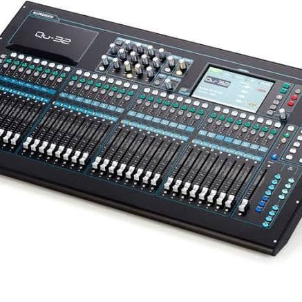 harga Allen & heath qu 32 / qu32 / qu-32 digital mixer Tokopedia.com