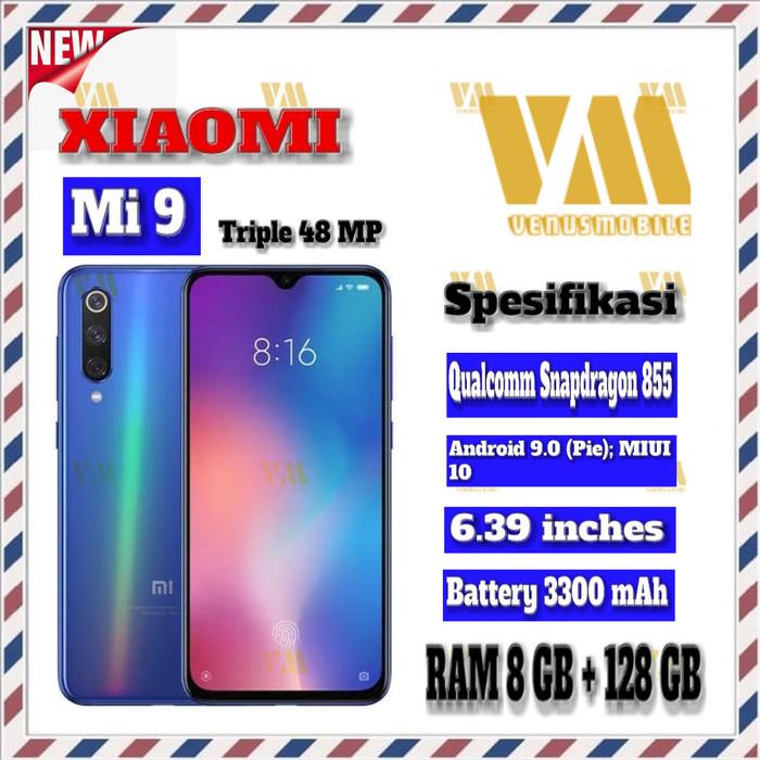 Xiaomi Mi 9 Ram 8 GB - MEMORY 128 GB -